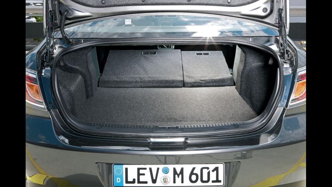 Mazda 6, Kombi, Kofferraum