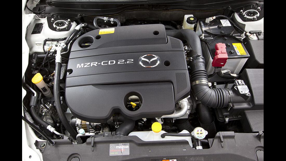 Mazda 6 Kombi Motor