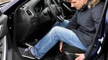 Mazda 6 Kombi, Sitzverstellung
