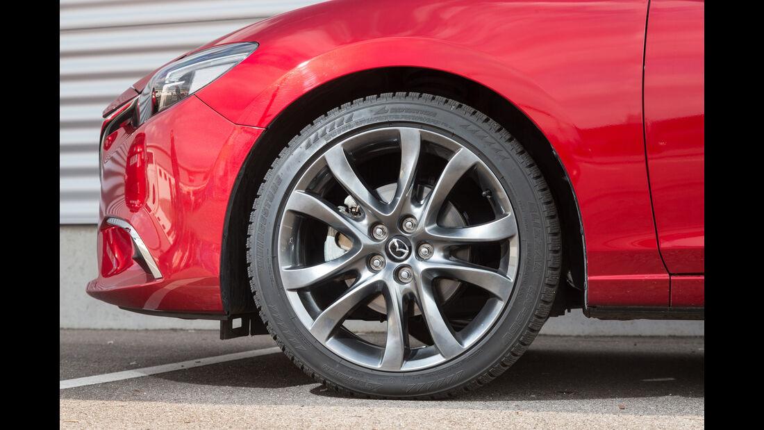 Mazda 6 Kombi Skyactiv-D 175 AWD, Rad, Felge