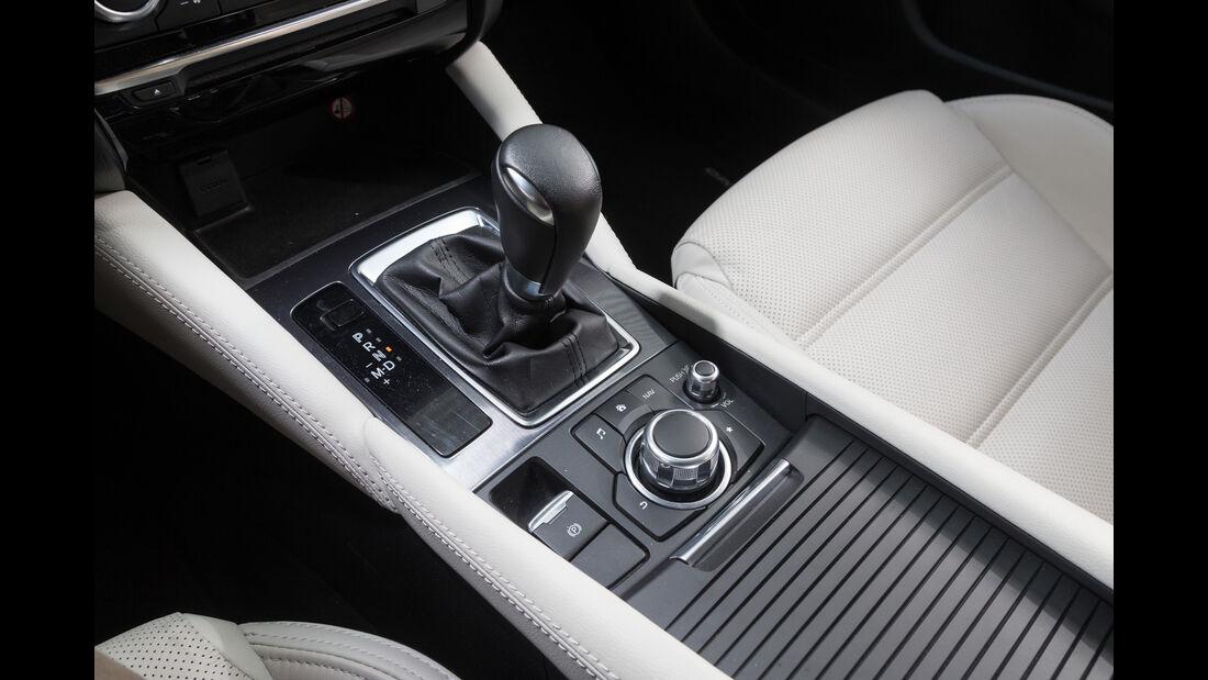 Mazda 6 Kombi Skyactiv-D 175 AWD, Schaltung