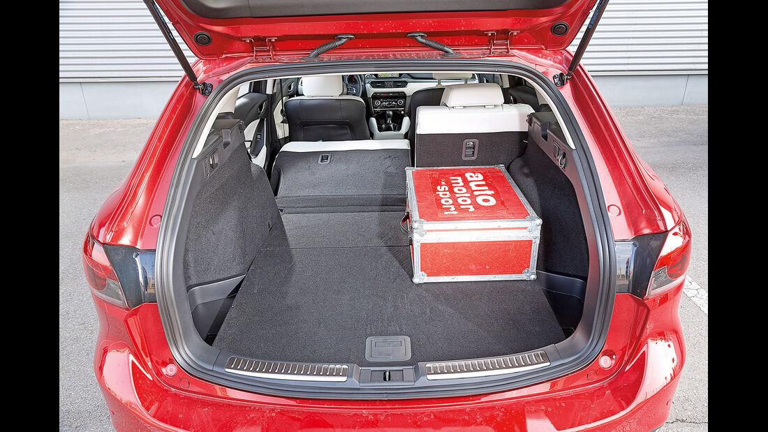 Mazda 6 Kombi Skyactiv-D 175, Kofferraum