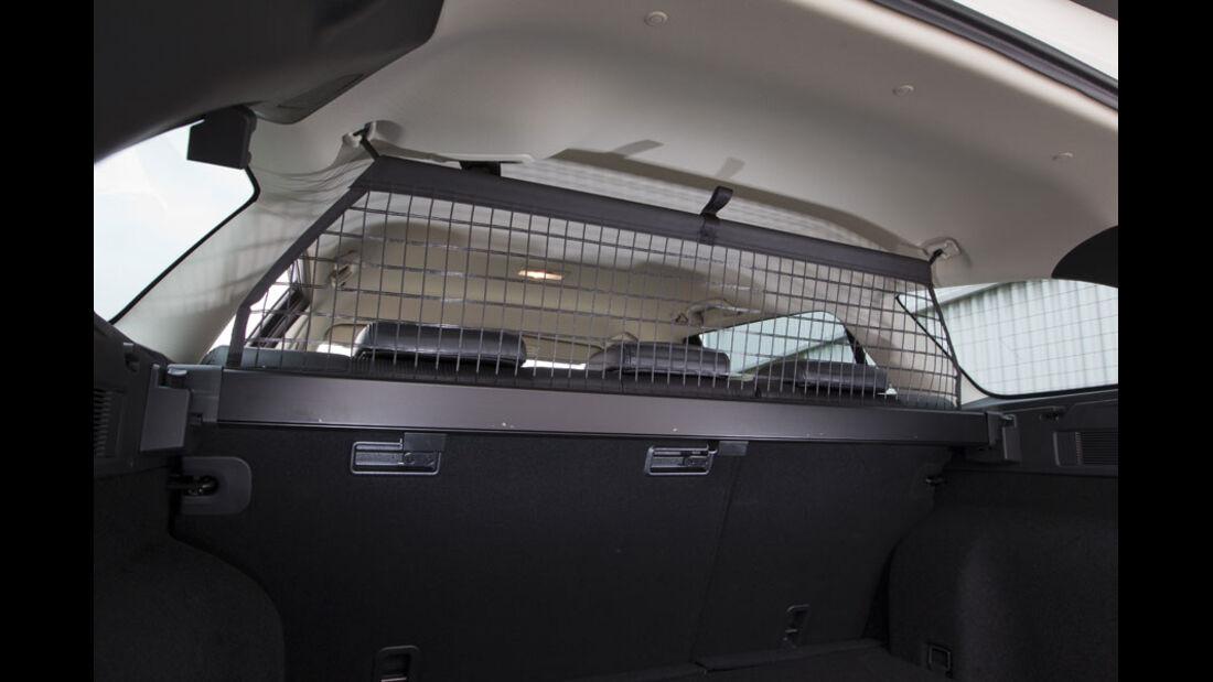 Mazda 6 Kombi Trennnetz