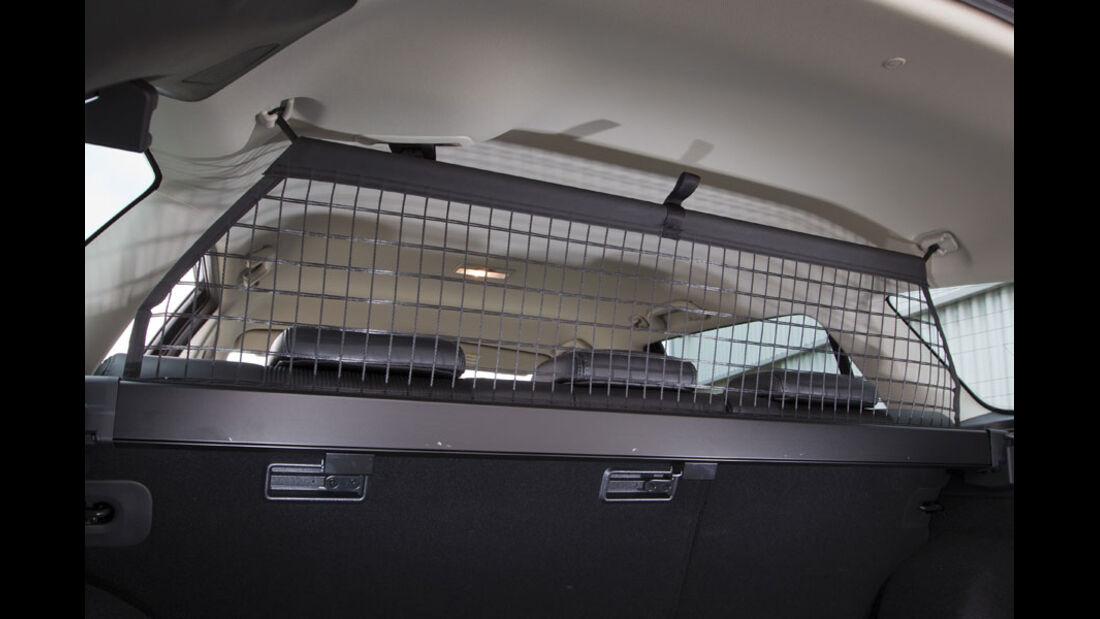 Mazda 6 Kombi, Trennnetz