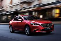 Mazda 6 Modelljahr 2015