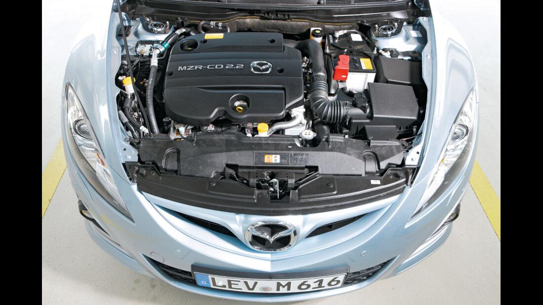 Mazda 6, Motor, 163 PS, Diesel