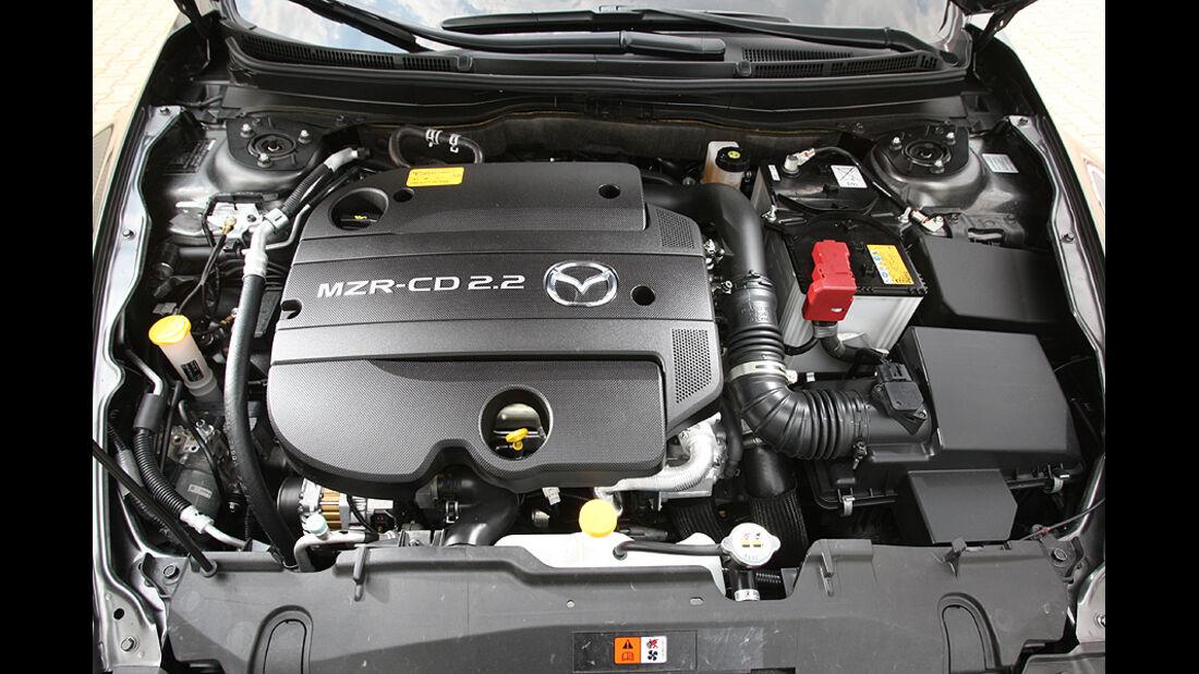 Mazda 6 Motor