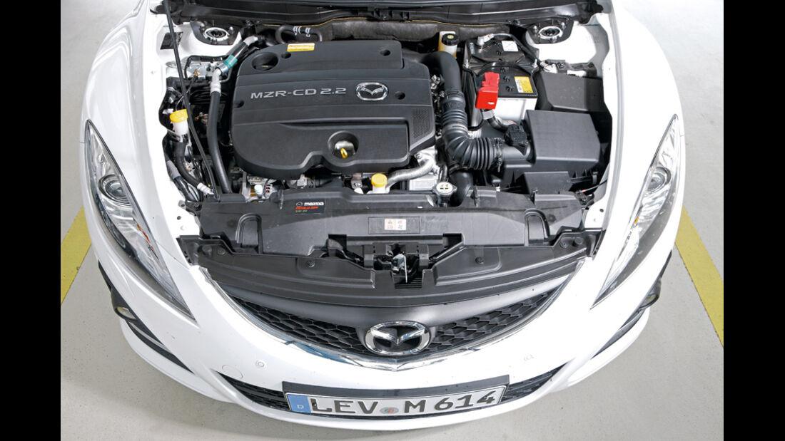 Mazda 6, Motor, 180 PS, Diesel
