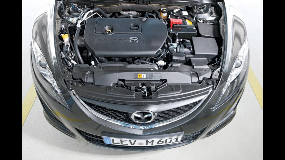Mazda 6, Motor, Benzin-Direkteinspritzer, 155 PS