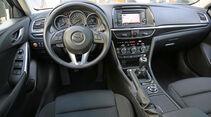 Mazda 6 Skyaktiv-D 150, Cockpit
