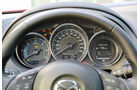 Mazda 6 Skyaktiv-D 150, Rundinstrumente
