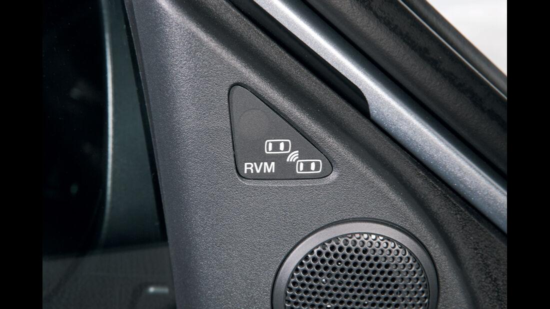 Mazda 6, Spurwechselassistent, Schalter, Detail