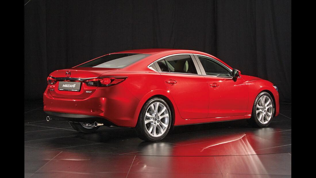 Mazda 6 Stufenheck