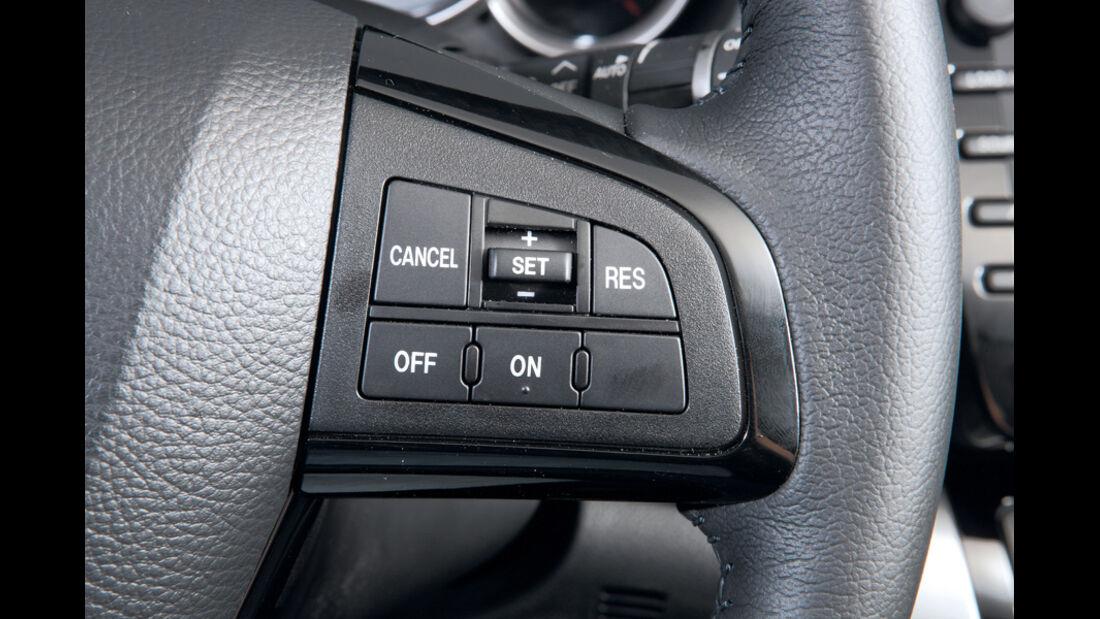 Mazda 6, Tempomat, Schalter, Detail