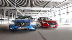 Mazda 6, Volvo S60
