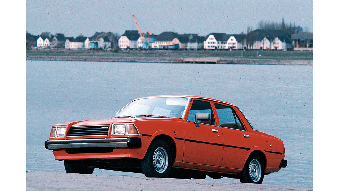Mazda 626 I