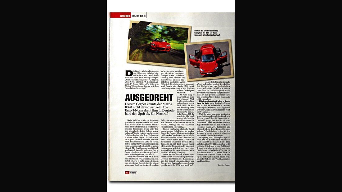 Mazda-Artikel