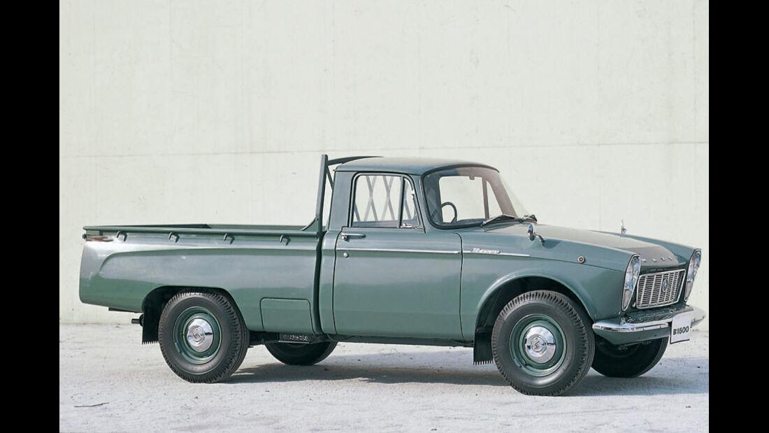 Mazda B1500 Pickup 1961