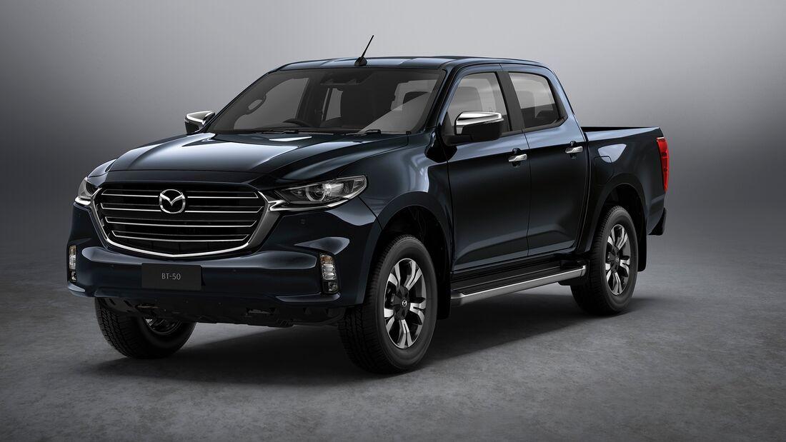 Mazda BT-50 Pickup Modelljahr 2020