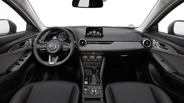 Mazda CX-3 (2021), Exterieur