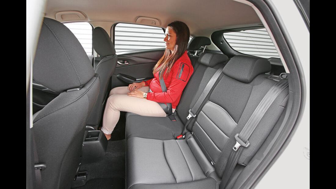 Mazda CX-3 -D 105 Exclusive- Line, Fondsitz