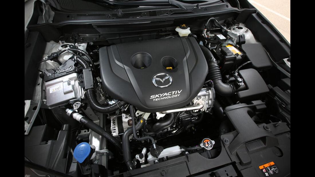 Mazda CX-3 -D 105 Exclusive- Line, Motor