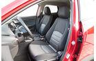 Mazda CX-3 D 105, Fahrersitz