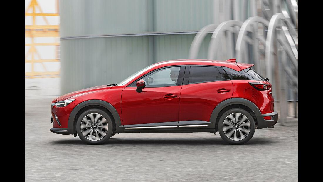 Mazda CX-3, Exterieur