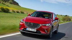 Mazda CX-3 Facelift 2017