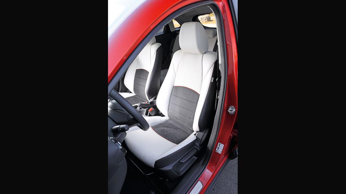 Mazda CX-3 G 150 AWD, Fahrersitz