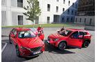 Mazda CX-3 G 150 AWD, Mazda CX-5 G 150 AWD,