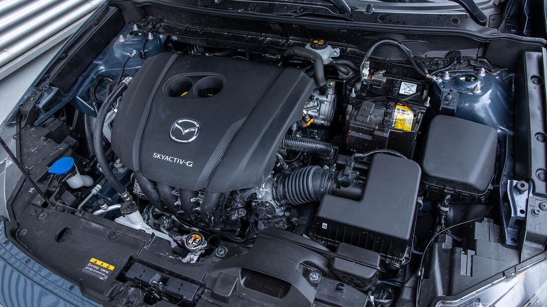 Mazda CX-3, Motor