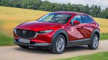 Mazda CX 30, Exterieur