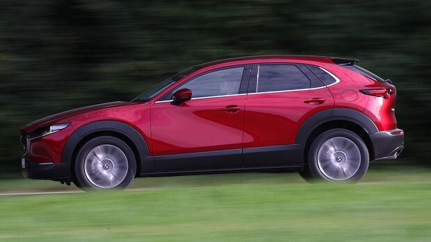 Mazda CX-30 G 2.0 M Hybrid, Exterieur