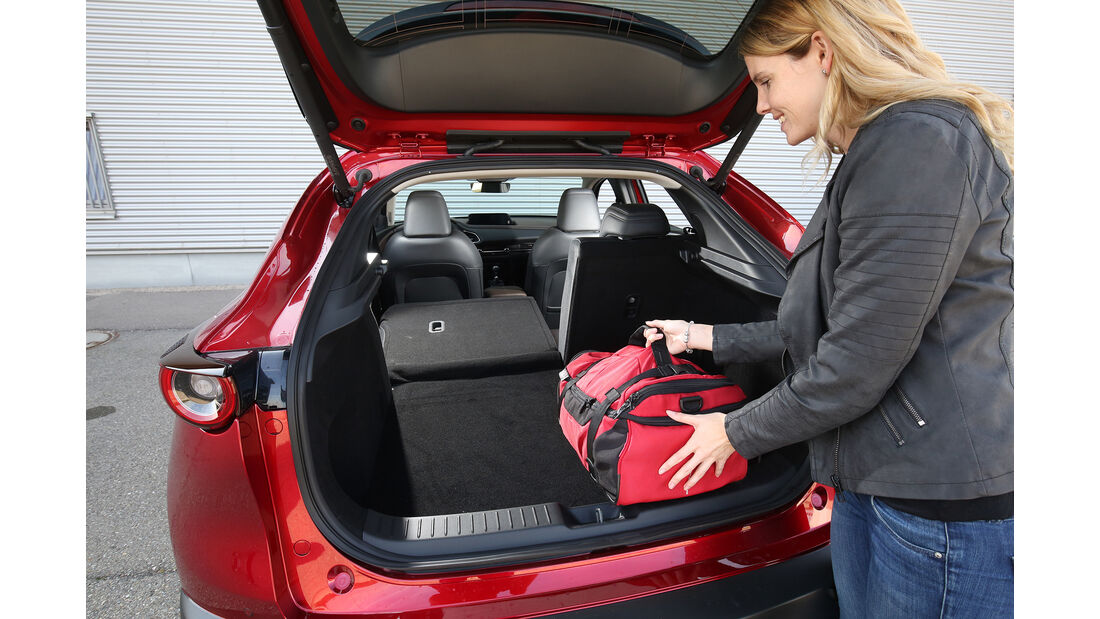 Mazda CX-30 G 2.0 M Hybrid, Interieur