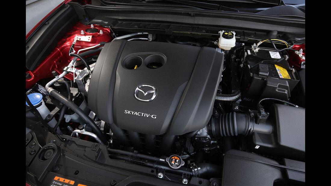 Mazda CX-30 G 2.0 M Hybrid, Motorraum