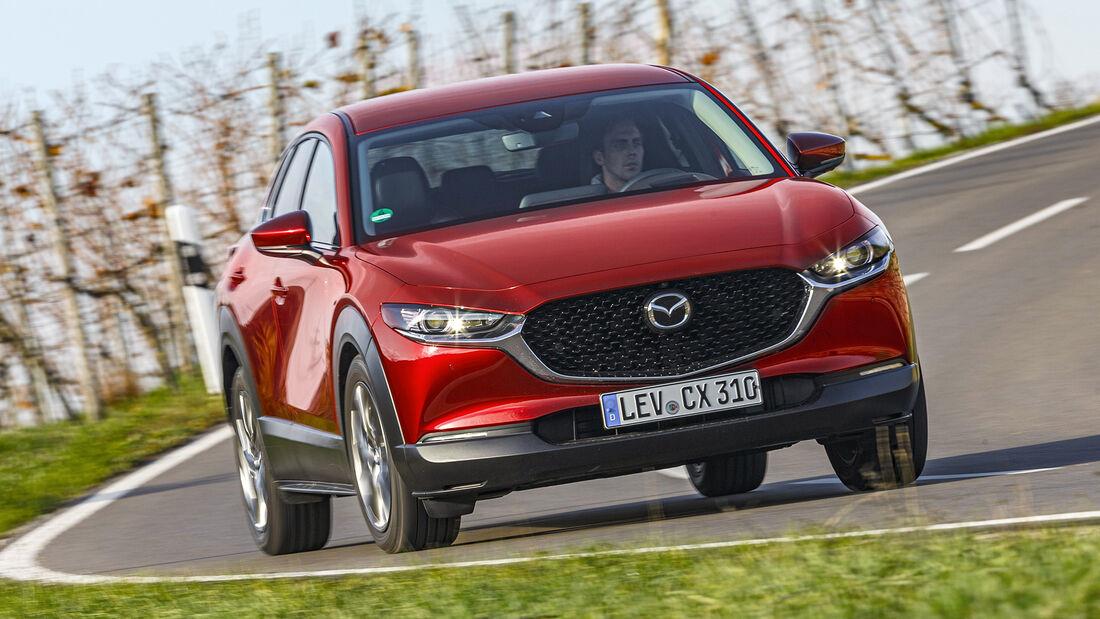 Mazda CX-30 Skyactiv-X 2.0 Selection, Exterieur