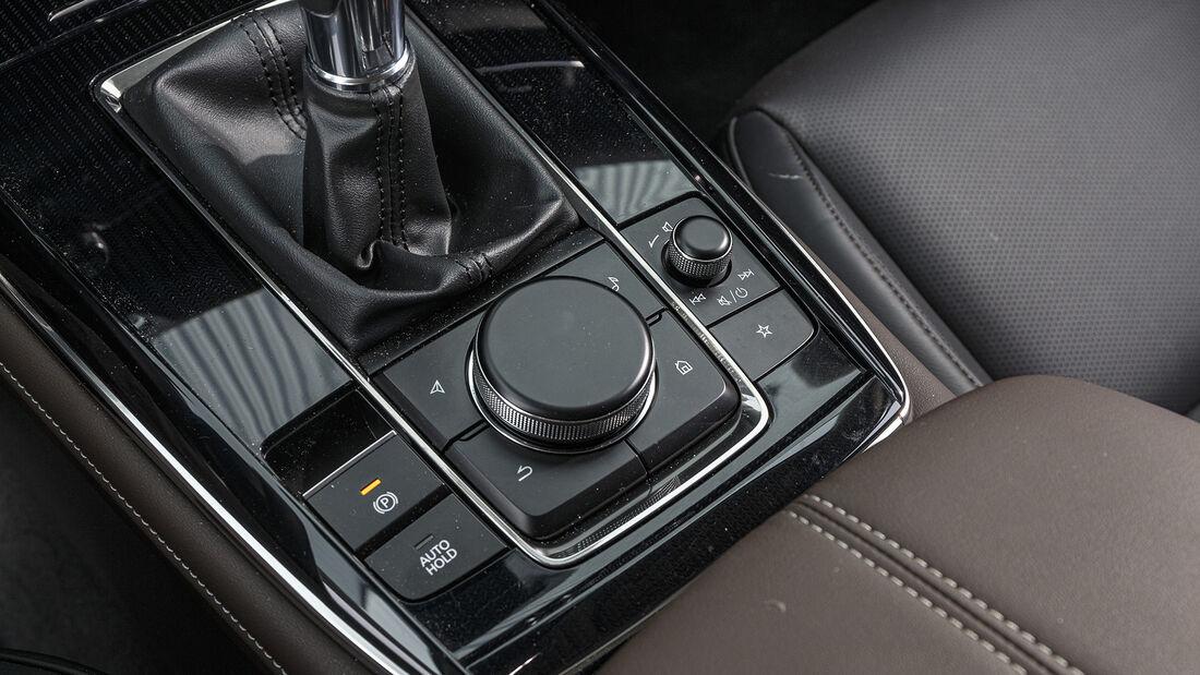 Mazda CX-30 Skyactiv-X 2.0 Selection, Interieur