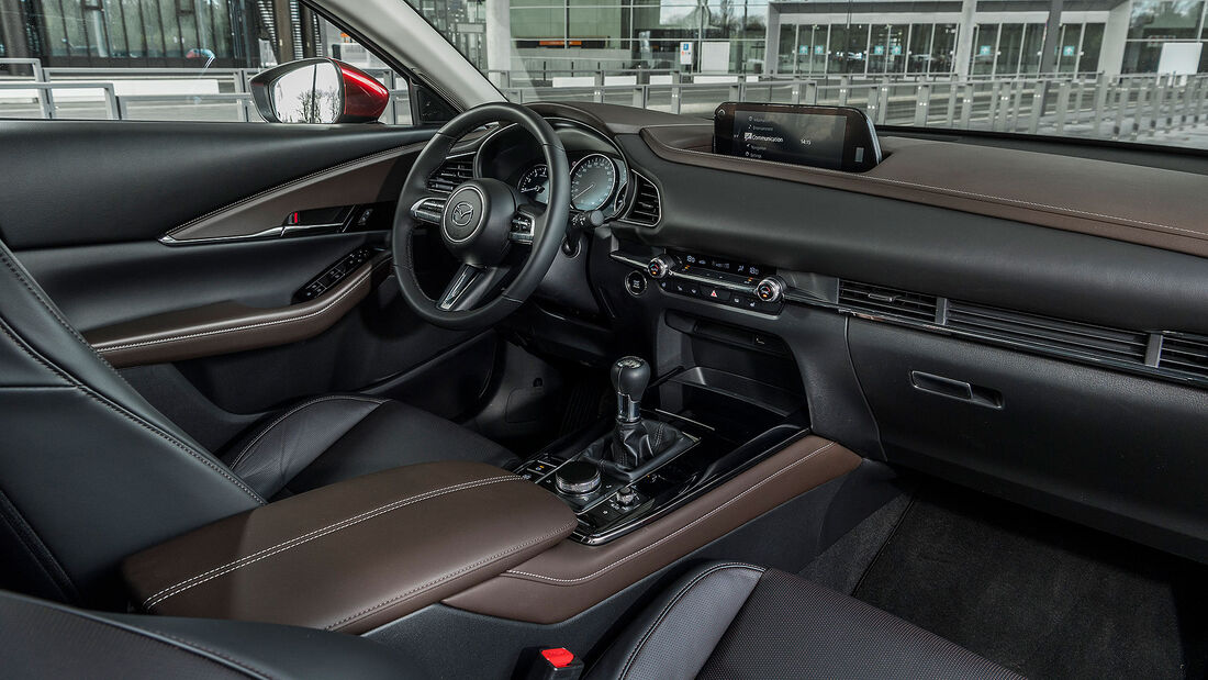 Mazda CX-30 e-Skyactiv X