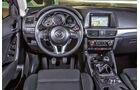Mazda CX-5 2.0 G 165, Cockpit