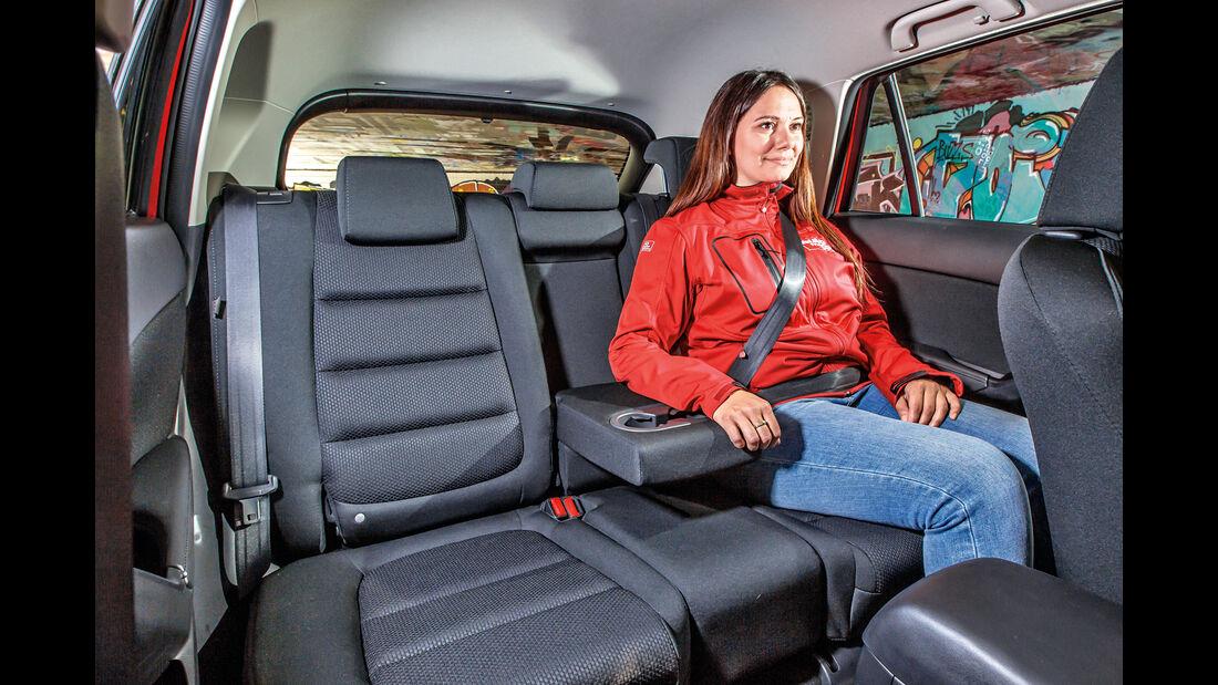 Mazda CX-5 2.0 G 165, Fontsitze