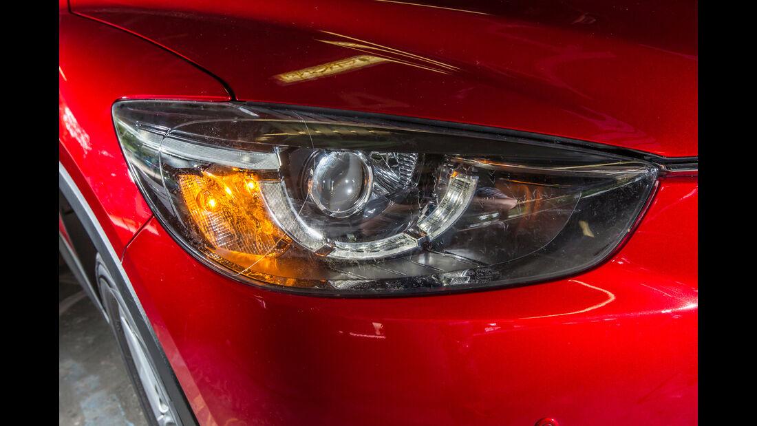 Mazda CX-5 2.0 G 165, Frontscheinwerfer