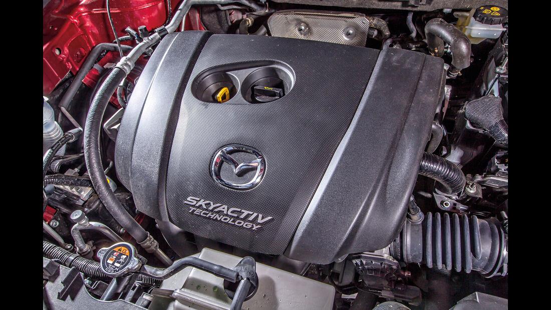 Mazda CX-5 2.0 G 165, Motor