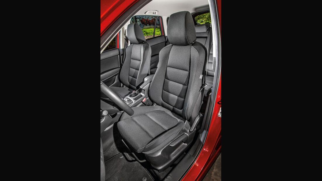Mazda CX-5 2.0 G 165, Schaltung