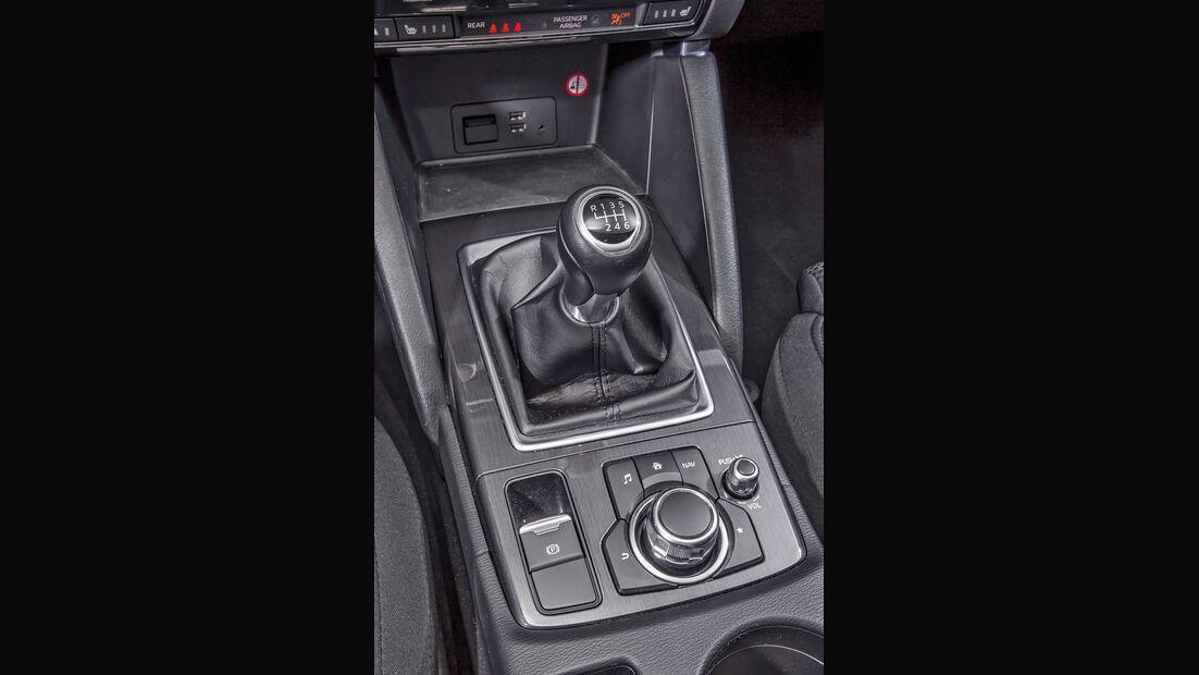 Mazda CX-5 2.0 G 165, Sitze
