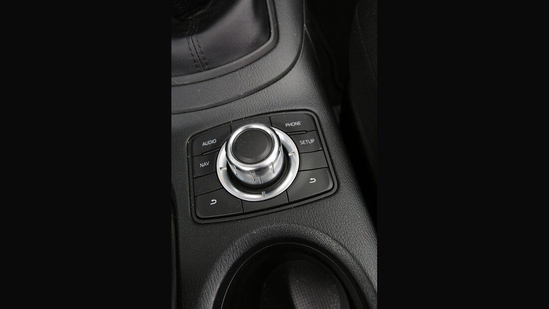 Mazda CX-5 2.2 D, Bedienelemente