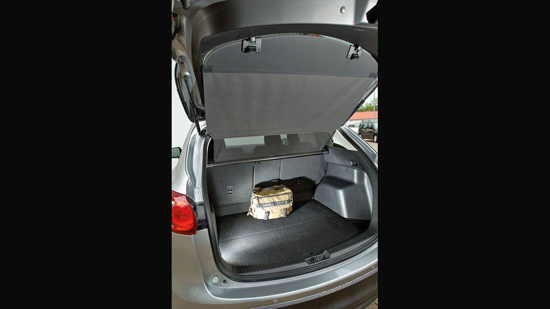 Mazda CX-5 2.2 D, Kofferraum