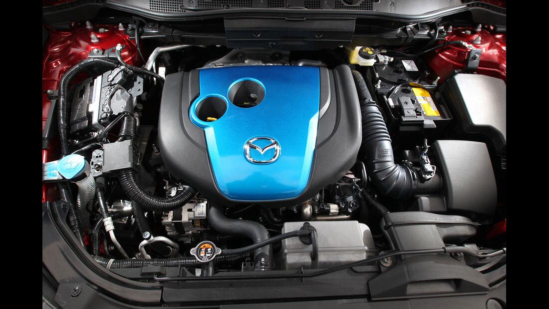 Mazda CX-5 2.2 D, Motor