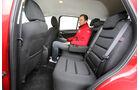 Mazda CX-5 2.2 D, Rücksitz, Beinfreiheit