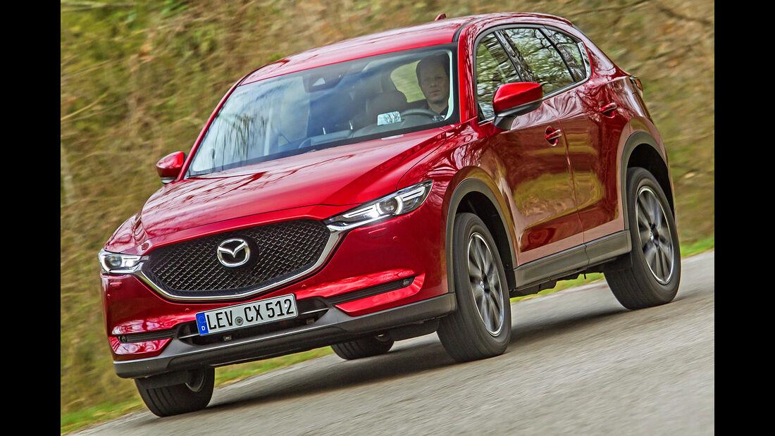 Mazda CX-5, Best Cars 2020, Kategorie I Kompakte SUV/Geländewagen